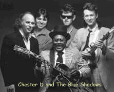 picture of the Chester D and the Blue Shadows